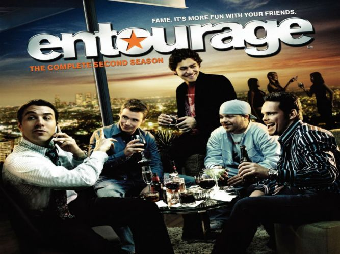 ENTOURAGE hbo comedy drama series (24) wallpaper