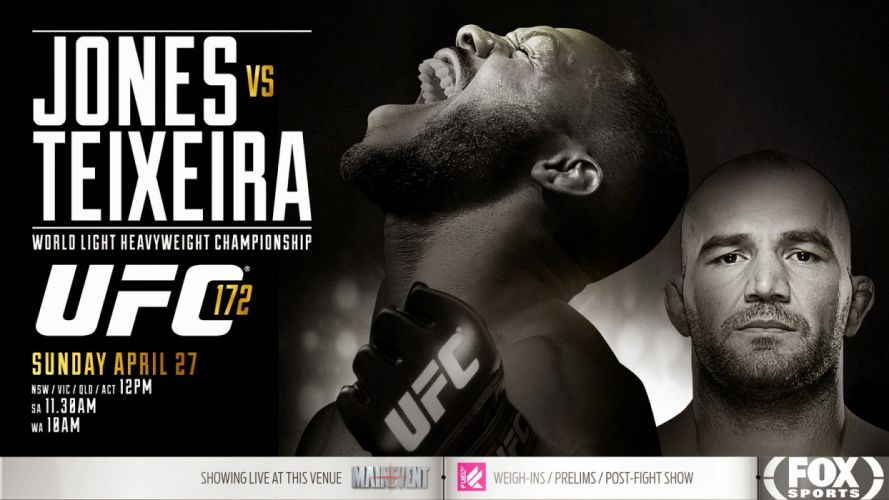 UFC mma martial fighting poster (13) wallpaper