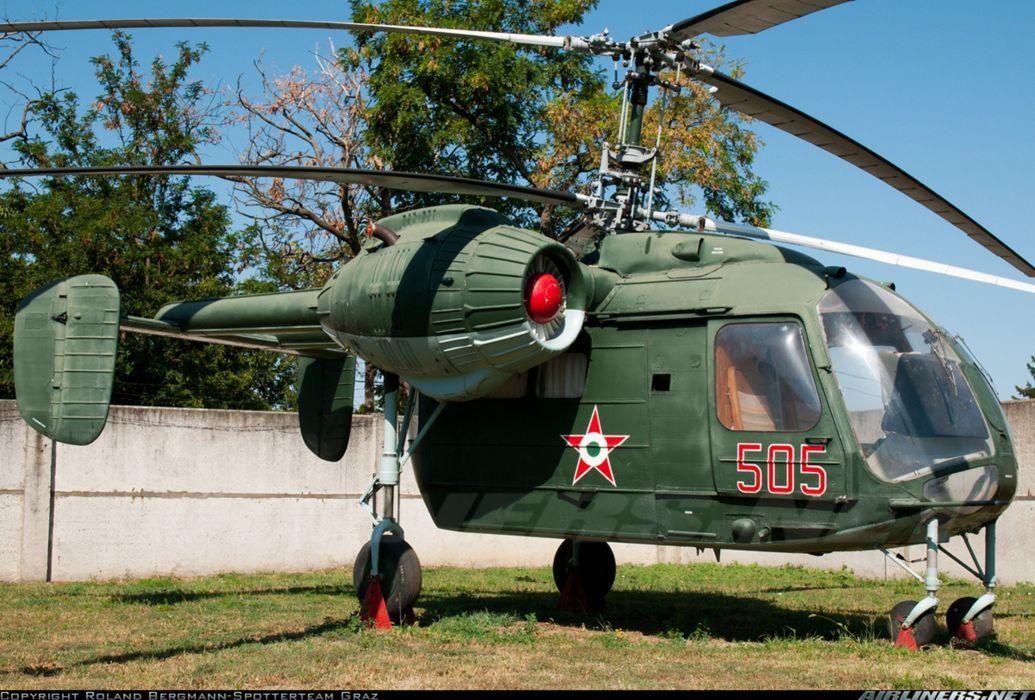 Kamov Ka-26 4000x2707 wallpaper