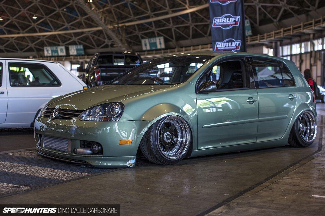 Wekfest Japan tunning car 4000x2667 volkswagem golf wallpaper