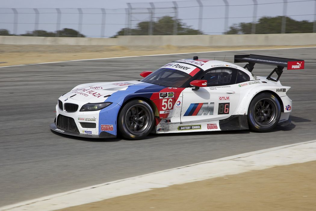 Race Car Supercar Racing BMW Team RLL BMW Z4-GTE 5 4000x2667 wallpaper