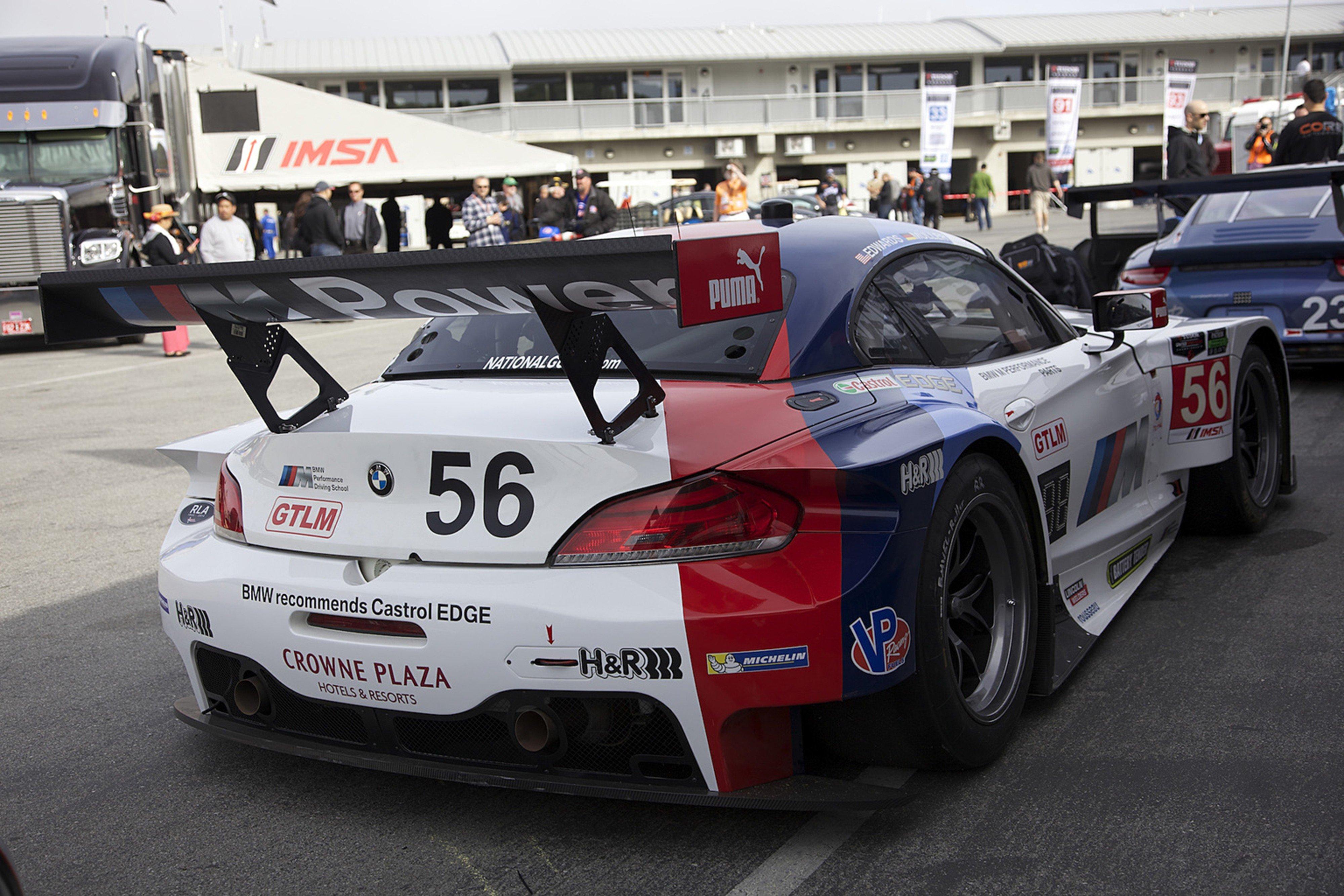 Race Car Supercar Racing Bmw Team Rll Bmw Z4 Gte 7