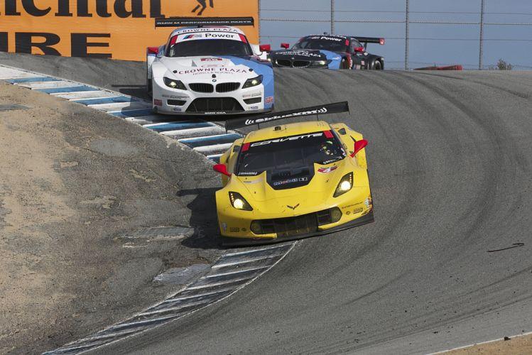Race Car Supercar Racing Corvette-Racing 2014 Chevrolet Corvette Stingray C7_R 4000x2669 wallpaper