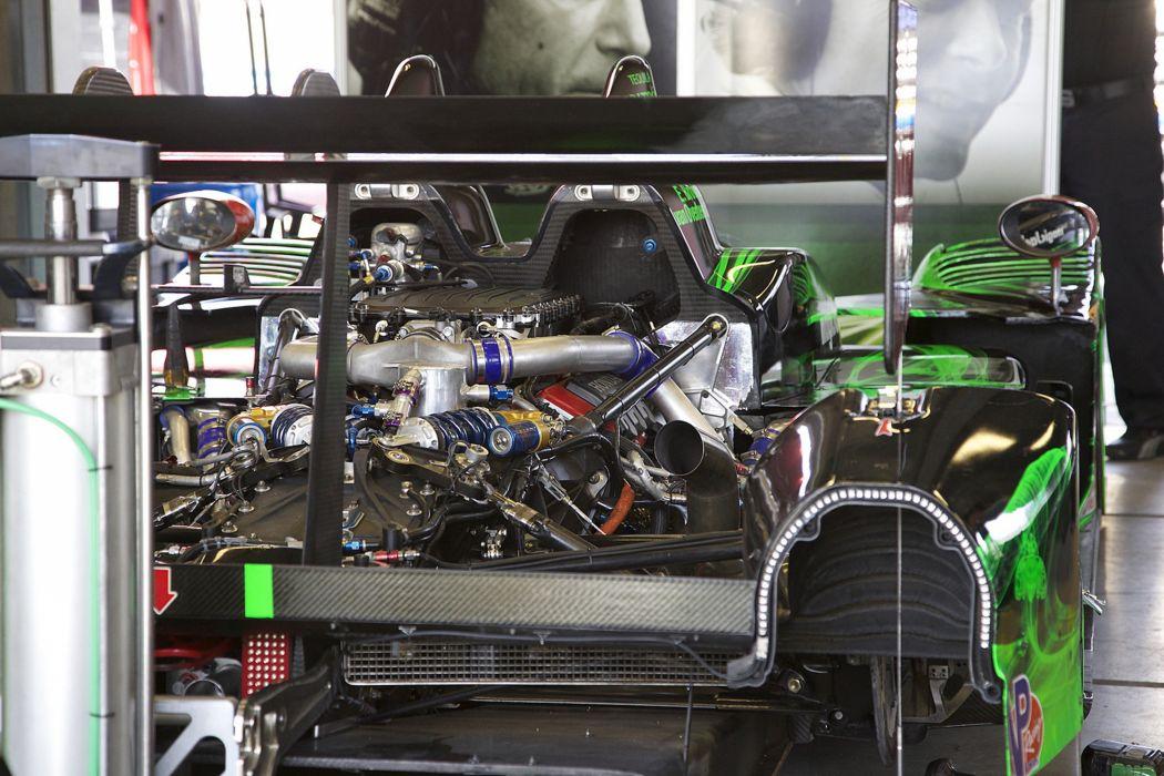 Race Car Supercar Racing Engine Extreme Speed Motorsports HPD ARX-03b 4 4000x2667 wallpaper