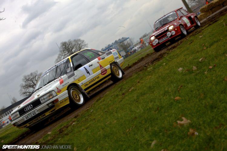 Rally Race Car Supercar Racing Classic Retro Renault-5 Turbo 4000x2667 Renault Audi Quattro wallpaper