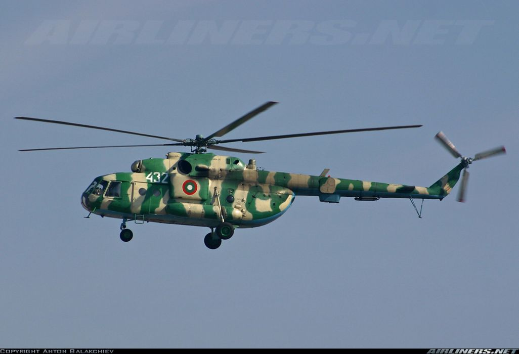 helicopter aircraft mil-mi military army Bulgaria wallpaper
