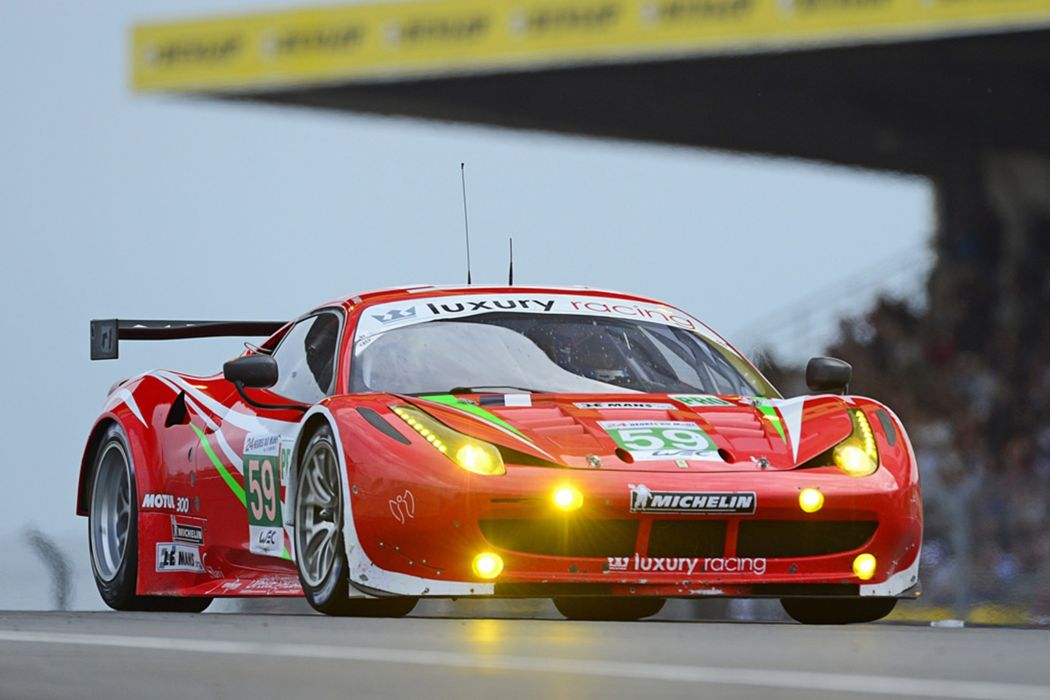 Race Car Supercar Racing Classic Ferrari Scuderia Corso red wallpaper