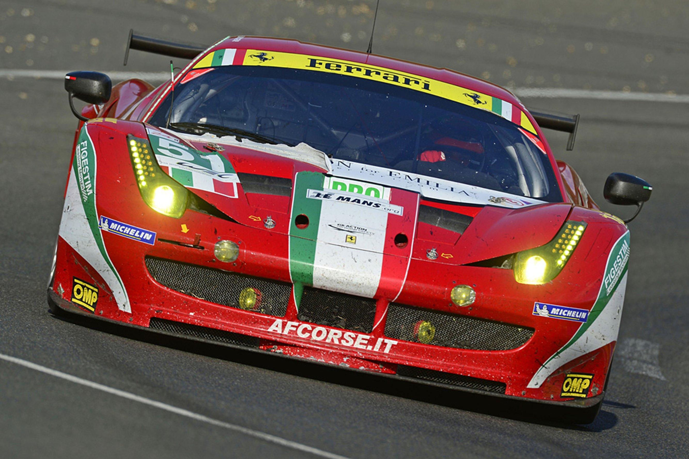 Race Car Supercar Racing Clic Ferrari Scuderia Corso Red Wallpaper 2667x1779 354255 Wallpaperup