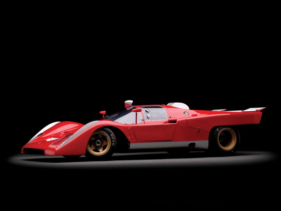 1970 Ferrari 512M Car Racing Classic Race Supercar 4000x3000 wallpaper