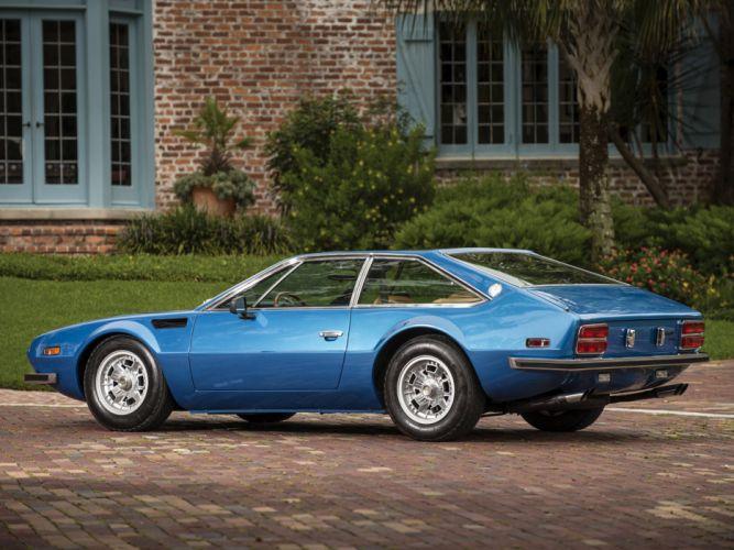 1970 Lamborghini Jarama 400GT Classic Car Sportcar Supercar Italy 4000x3000 wallpaper