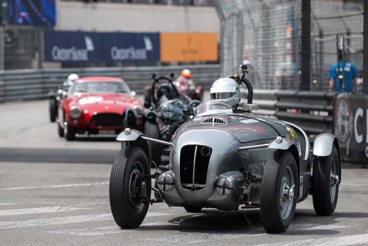 Race Car Supercar Racing Classic Retro 1950 Frazer Nash Le-Mans Replica Mk1 3 4000x2677 (2) wallpaper