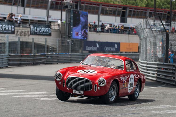 Race Car Supercar Racing Classic Retro 1952 Ferrari 225 S 2 4000x2677 wallpaper
