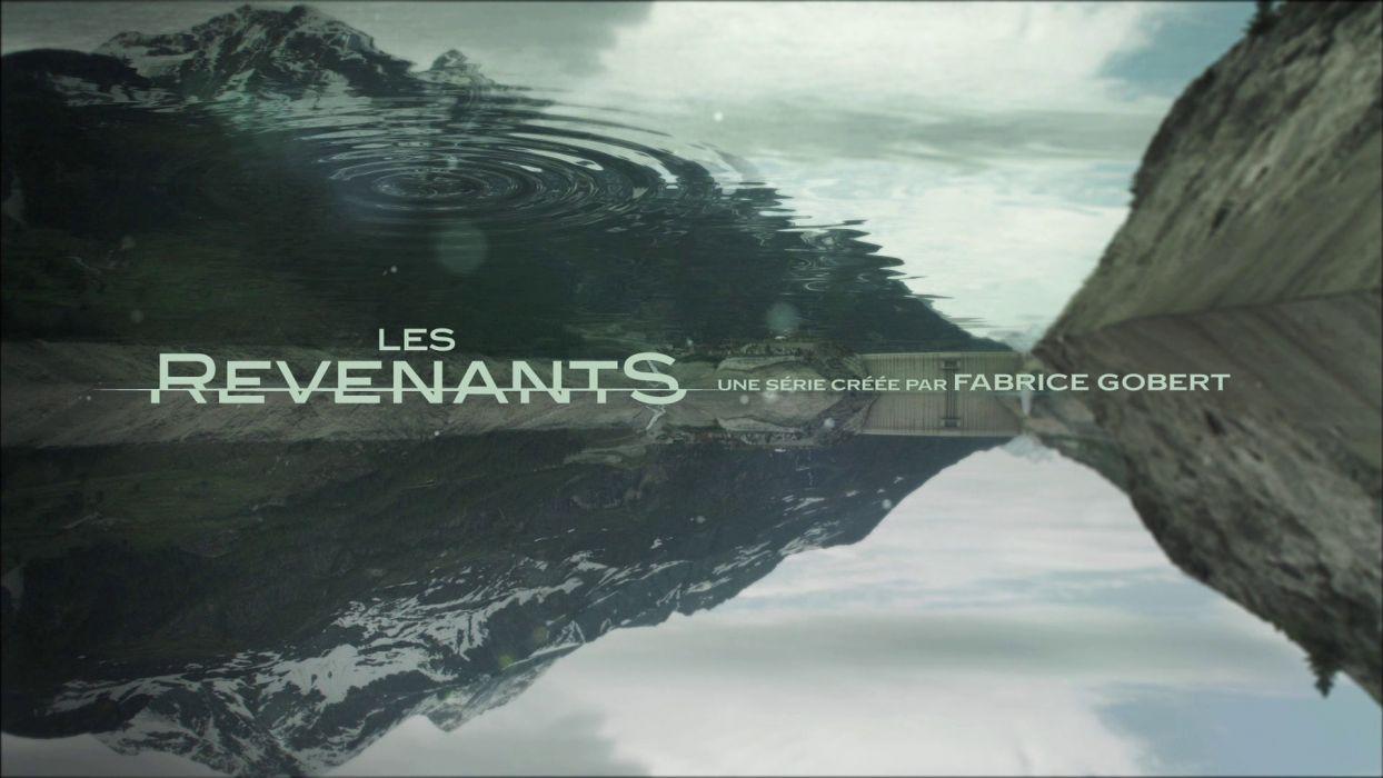 LES REVENANTS drama fantasy thriller series returned french horror (14) wallpaper