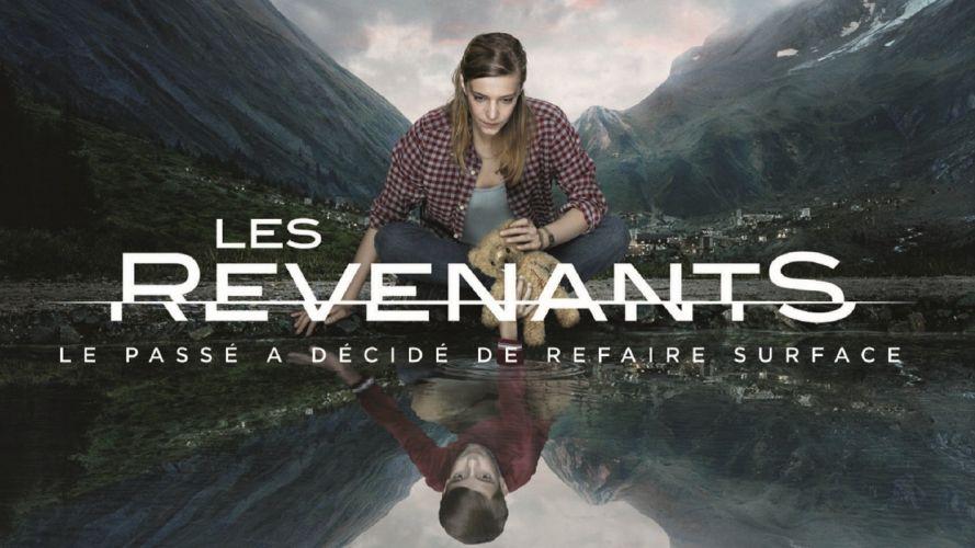 LES REVENANTS drama fantasy thriller series returned french horror (15) wallpaper
