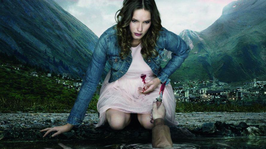 LES REVENANTS drama fantasy thriller series returned french horror (20) wallpaper
