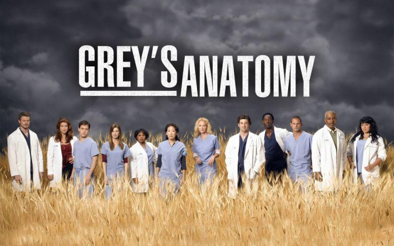 GREYS ANATOMY drama romance sitcom series (8) wallpaper