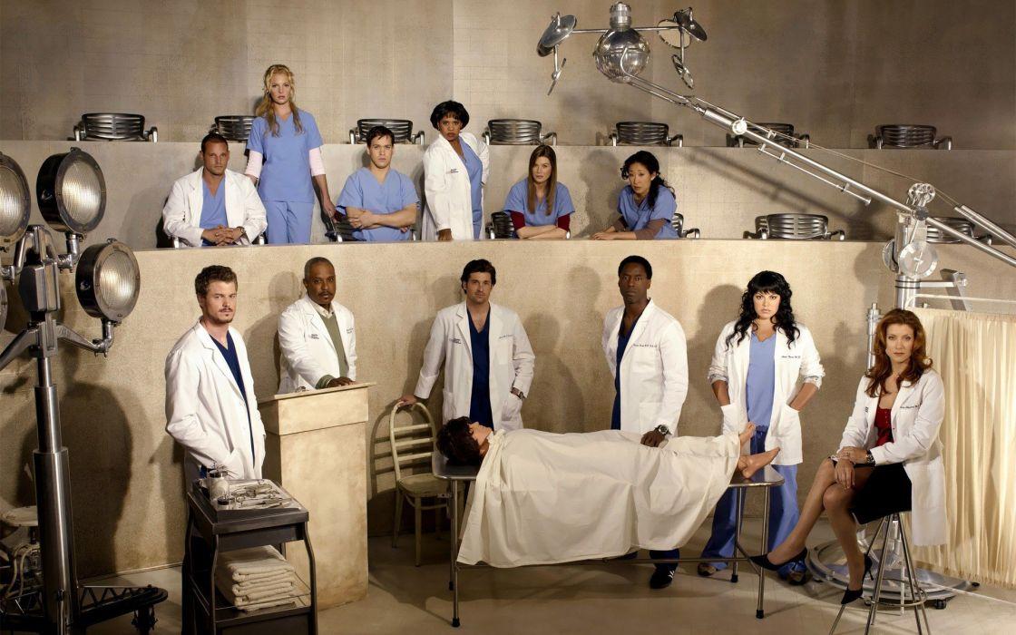 GREYS ANATOMY drama romance sitcom series (17) wallpaper