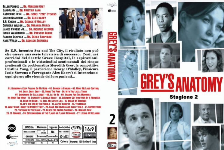 GREYS ANATOMY drama romance sitcom series (45) wallpaper