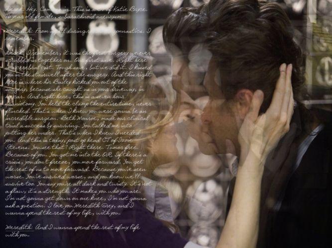 GREYS ANATOMY drama romance sitcom series (50) wallpaper