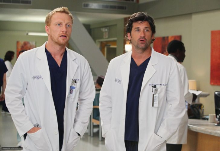 GREYS ANATOMY drama romance sitcom series (1) wallpaper
