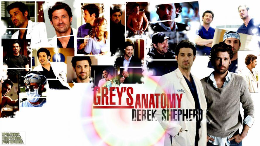 GREYS ANATOMY drama romance sitcom series (15) wallpaper