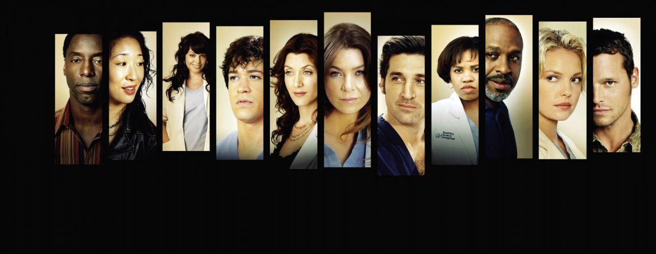 GREYS ANATOMY drama romance sitcom series (29) wallpaper