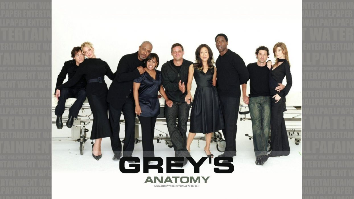 GREYS ANATOMY drama romance sitcom series (63) wallpaper