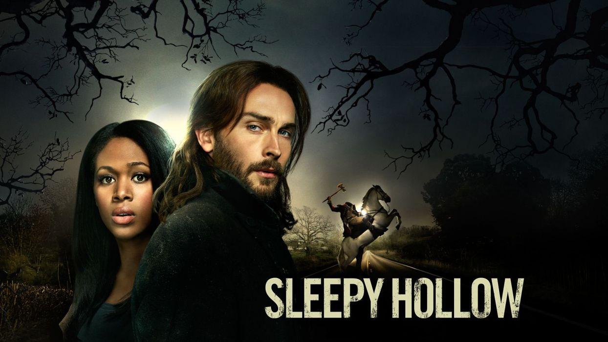 SLEEPY HOLLOW adventure drama fantasy horror series dark (40) wallpaper