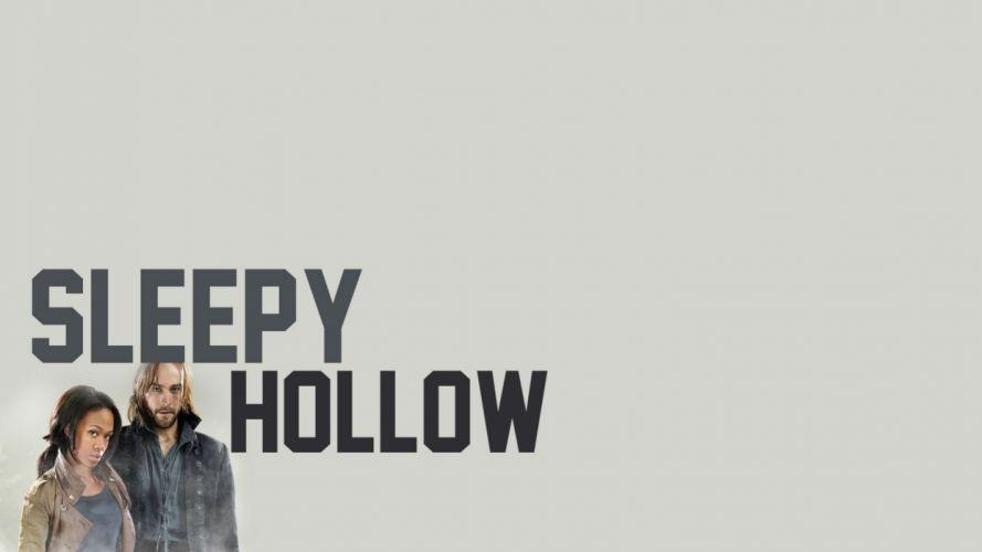 SLEEPY HOLLOW adventure drama fantasy horror series dark (39) wallpaper