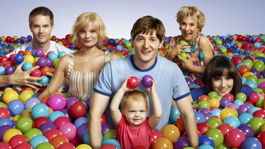 RAISING HOPE comedy drama family sitcom series (1) wallpaper