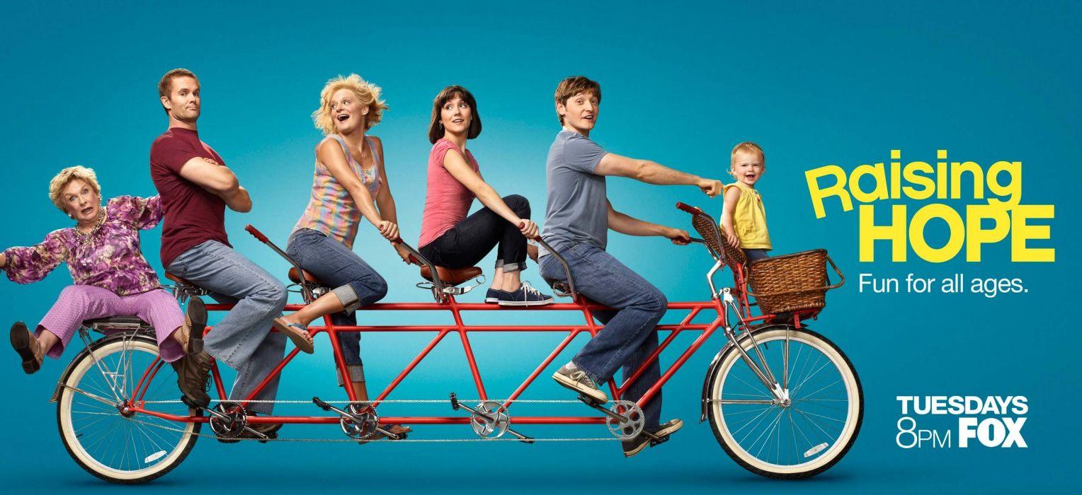 RAISING HOPE comedy drama family sitcom series (33) wallpaper