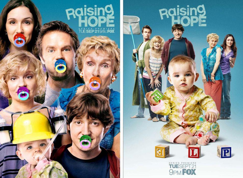 RAISING HOPE comedy drama family sitcom series (35) wallpaper