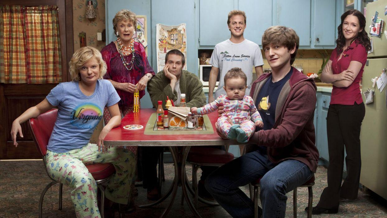 RAISING HOPE comedy drama family sitcom series (54) wallpaper