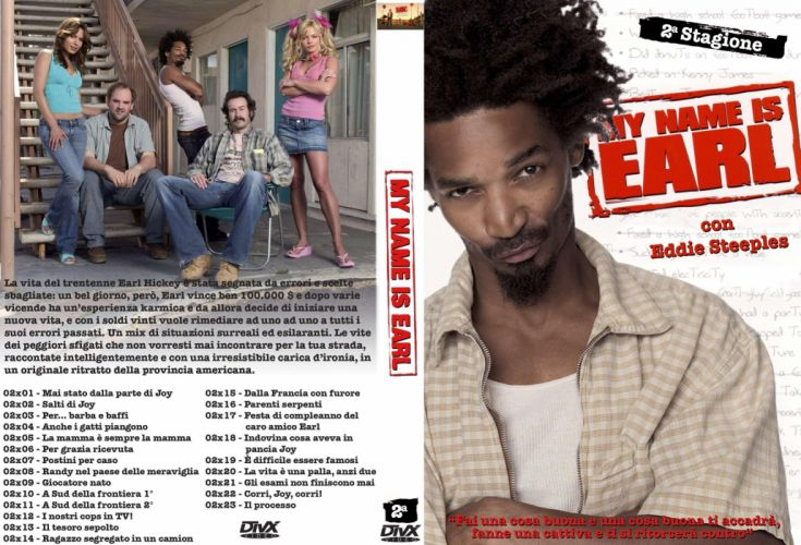 MY-NAME-IS-EARL comedy sitcom series name earl (8) wallpaper
