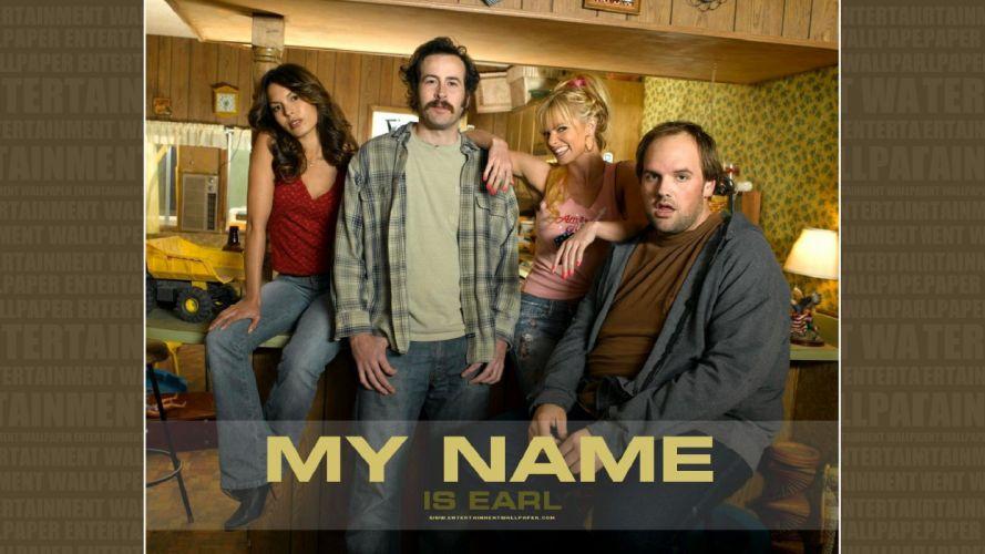 MY-NAME-IS-EARL comedy sitcom series name earl (38) wallpaper