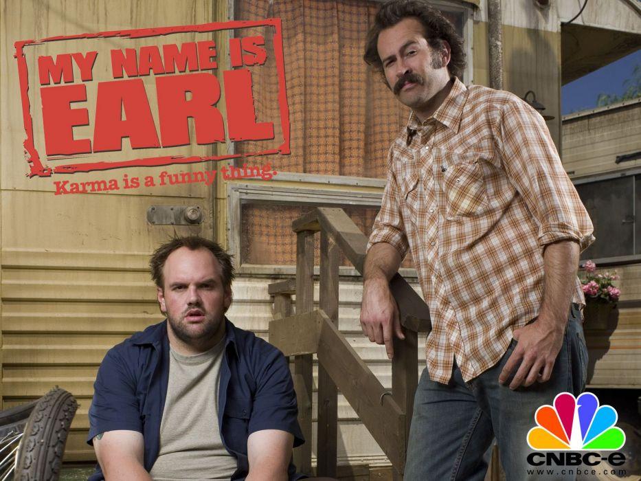 MY-NAME-IS-EARL comedy sitcom series name earl (66) wallpaper