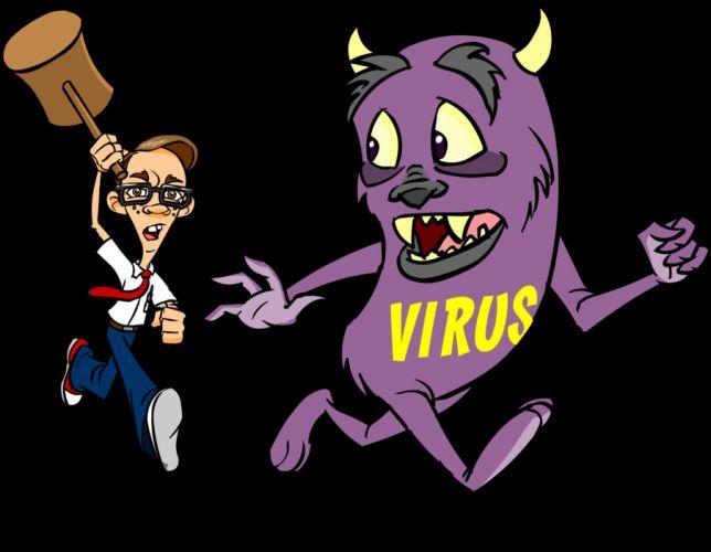 computer virus danger hacking hacker internet sadic (2) wallpaper