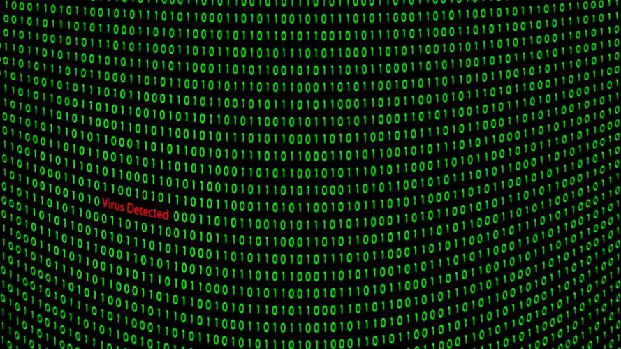 computer virus danger hacking hacker internet sadic (36) wallpaper