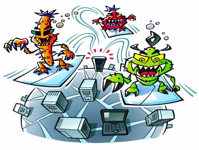 computer virus danger hacking hacker internet sadic (55) wallpaper