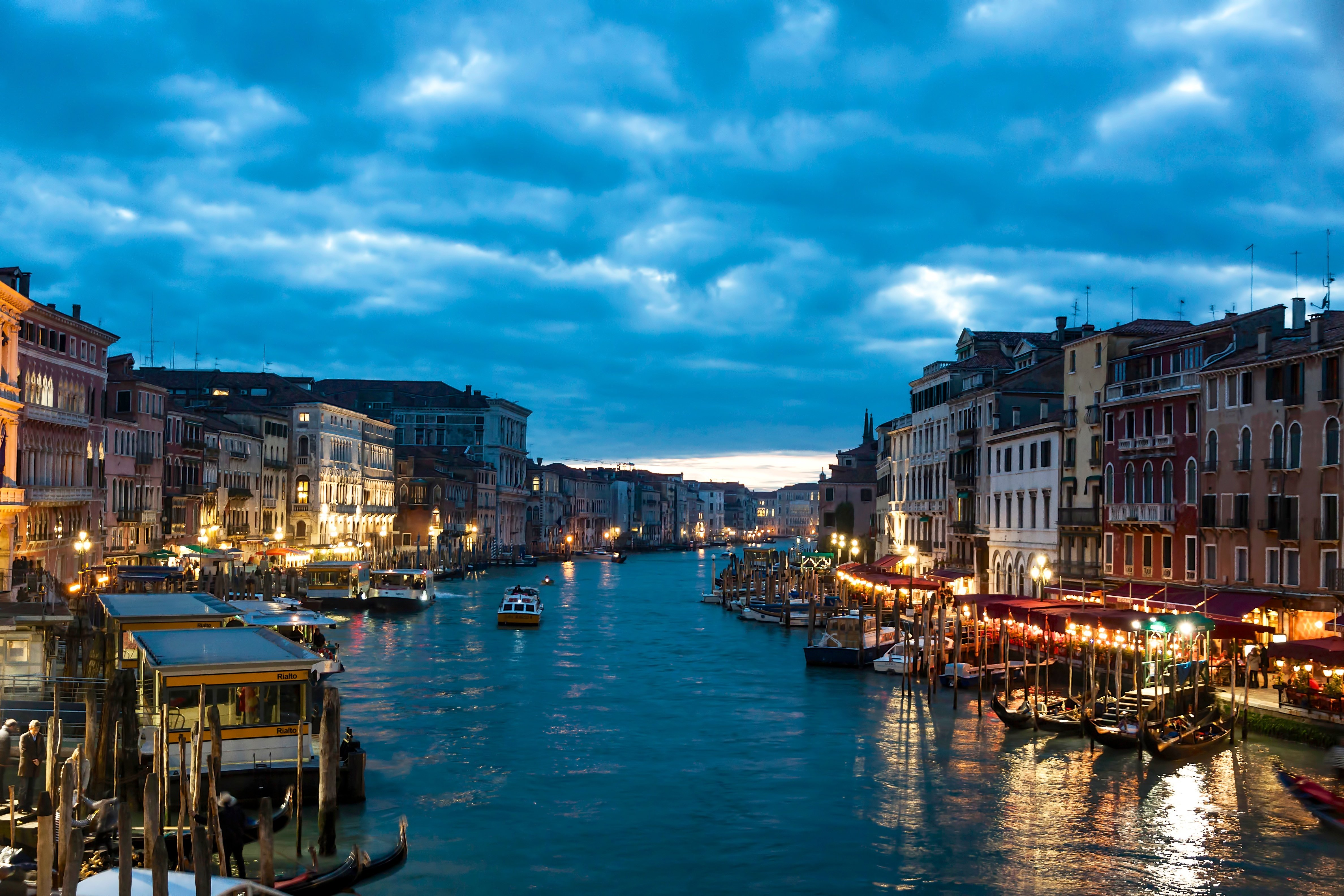 Venice Italy the city wallpaper | 4752x3168 | 354878 ...