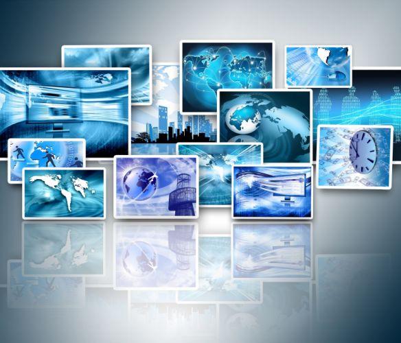 business IT-technologies online computer wallpaper