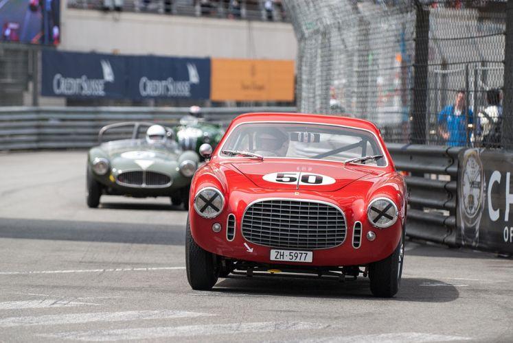 Race Car Supercar Racing Classic Retro 1952 Ferrari 225S 4000x2677 wallpaper