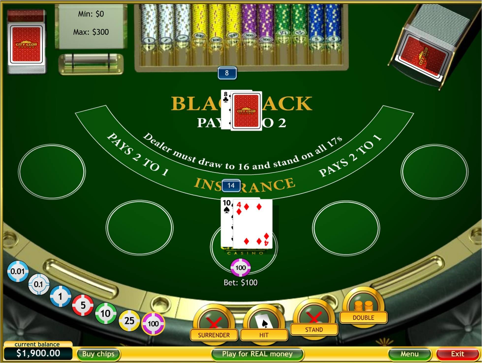 Blackjack table wallpaper - Blackjack Table Wallpaper 30