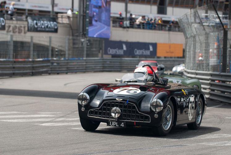 Race Car Supercar Racing Classic Retro 1953 Aston Martin DB3-5 aeoUPL4aeu 2 4000x2677 wallpaper