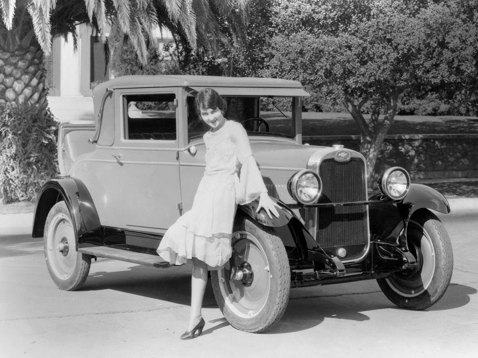 1928 Chevrolet National Coupe (A-B) retro     g wallpaper