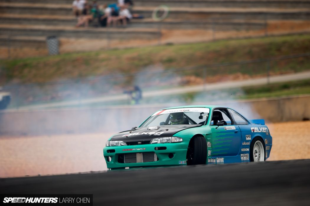Larry Chen Speed Hunters Engine Formula Drift Car Tunning Race