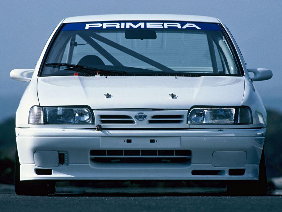 1993 Nissan Primera JTCC Test Car (P10) race racing  d wallpaper