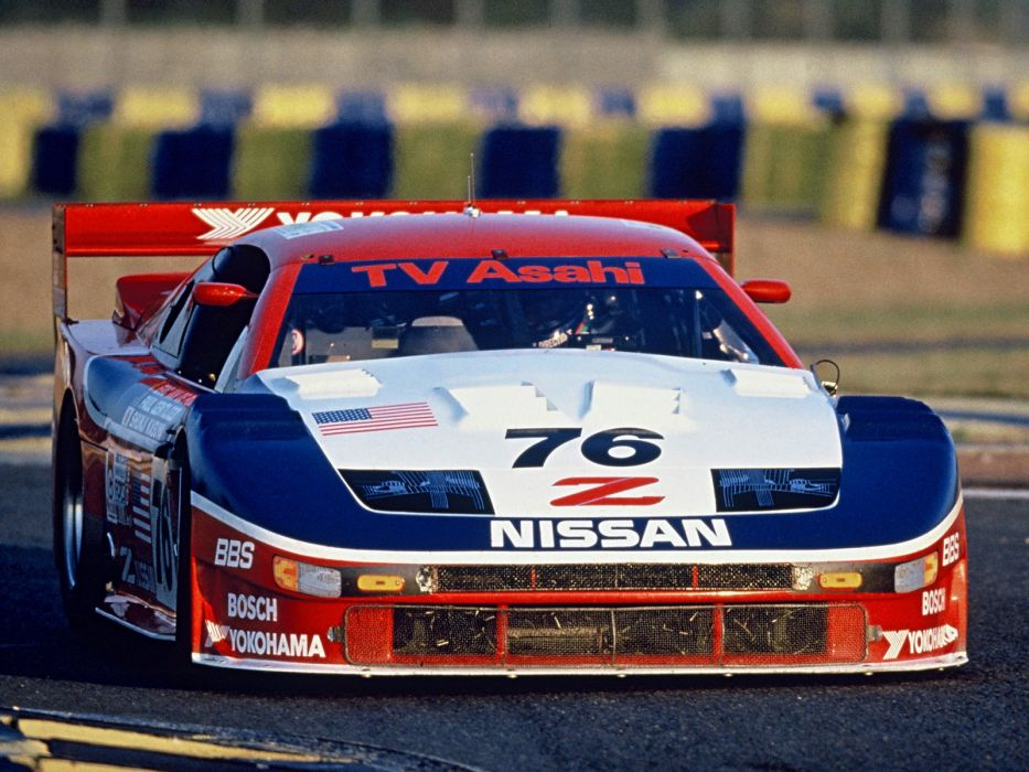 1994 Nissan GTS 300ZX Twin Turbo IMSA G-T Challenge (Z32) race racing 300 r wallpaper