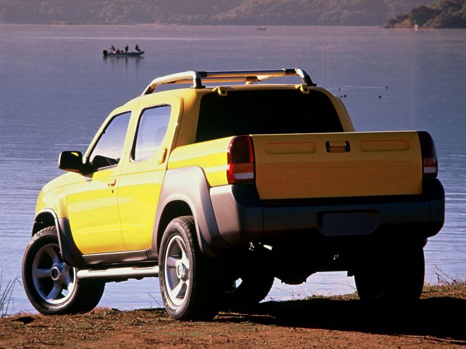 1999 Nissan SUT Concept pickup   f wallpaper