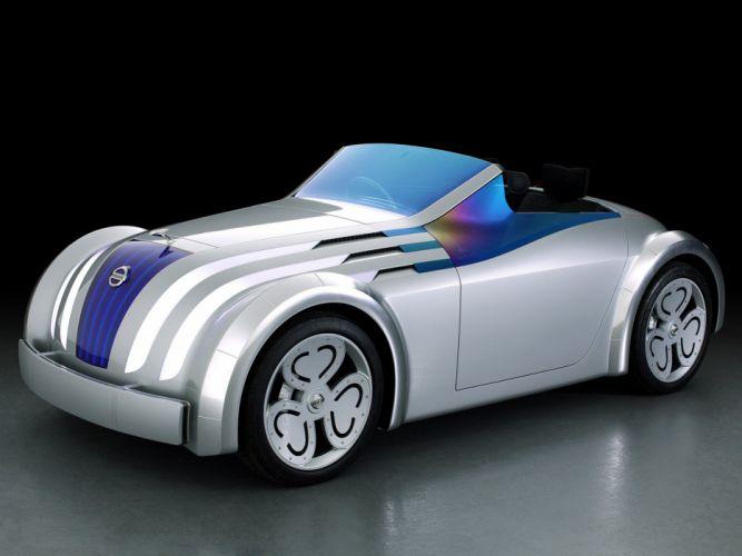 2003 Nissan Jikoo Concept r wallpaper